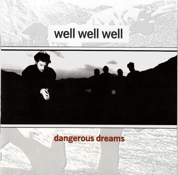 well, dangerous dreams, 1988, front, cover