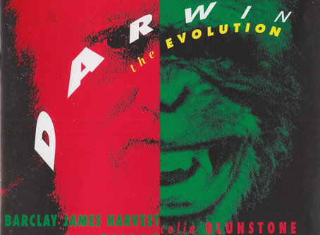 the Bolland Project - Darwin 'the Evolution' (1992)