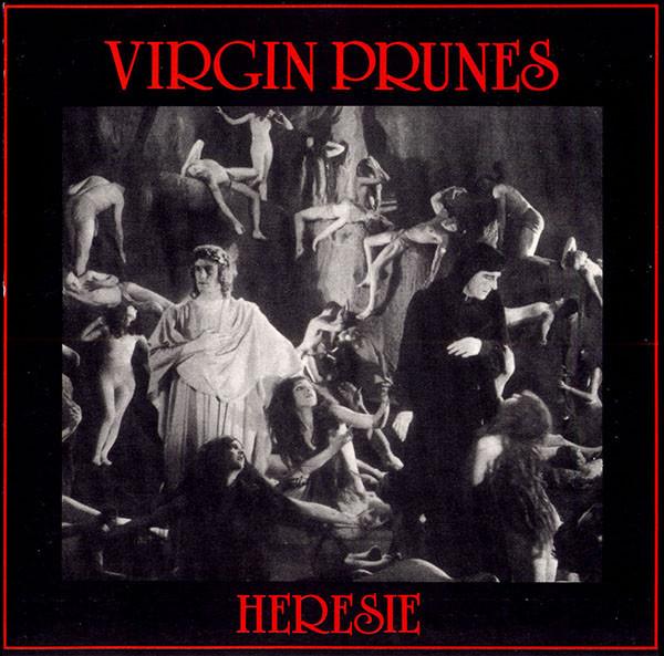 virgin prunes, heresie, 1982