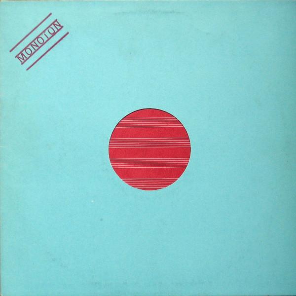 Monoton, Monotonprodukt 02, 1980