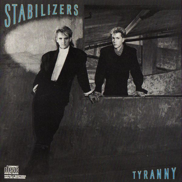 stabilizers, tyranny, 1986, front, cover