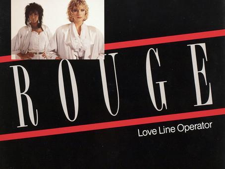 Rouge - Love Line Operator 12'' (1987)