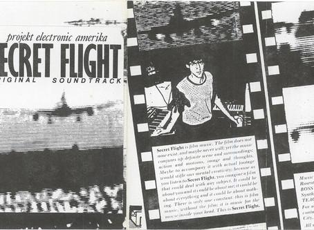 Projekt Electronic Amerika - Secret Flight (1985)