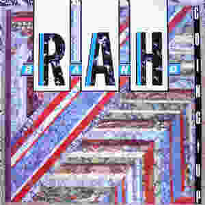 rah band, going up, 1983, front, cover