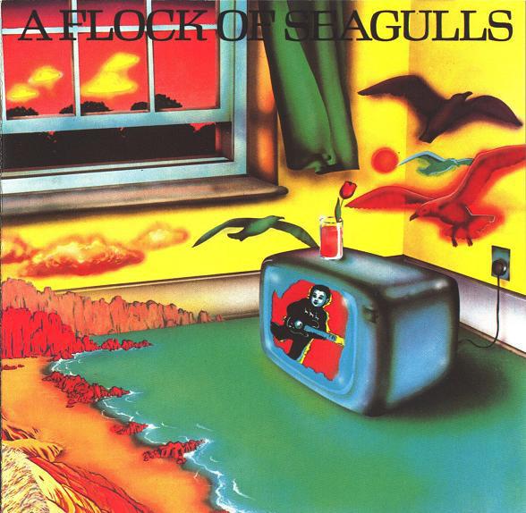 a Flock of Seagulls, 1982