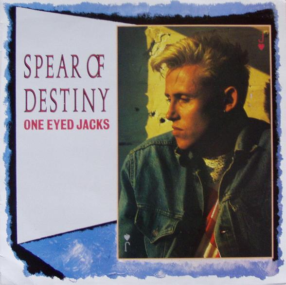 Spear of Destiny, One Eyed Jacks, 1984