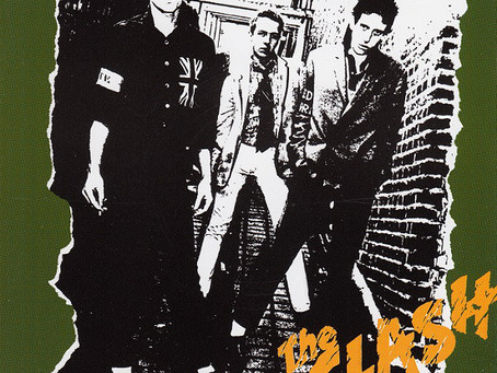the Clash - the Clash (1977)
