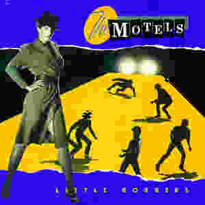 the motels, little robbers, 1983