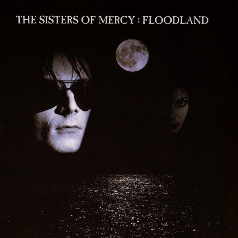 the sisters of mercy, floodland, 1987