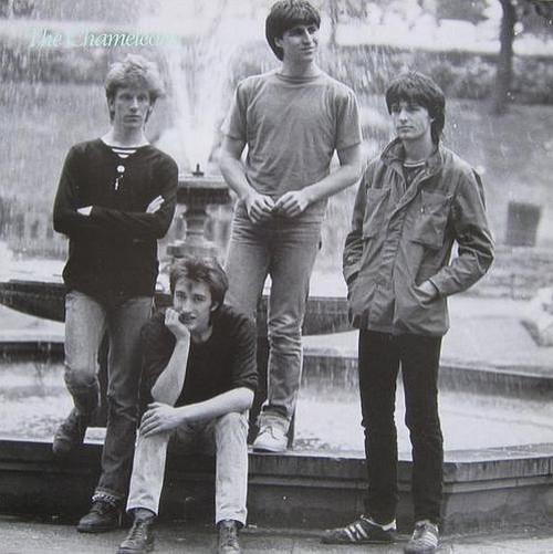 the Chameleons, Tony Fletcher Walked on Water, EP, 1990