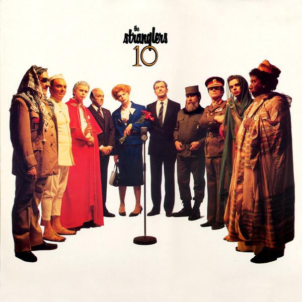 the Stranglers, 10, 1990