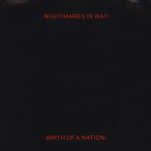 Nightmares in Wax, Birth of a Nation, 7'', 1980