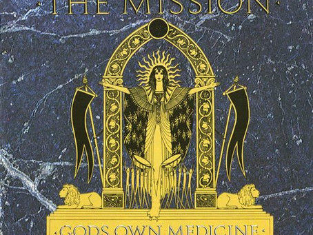 the Mission - Gods Own Medicine (1986)