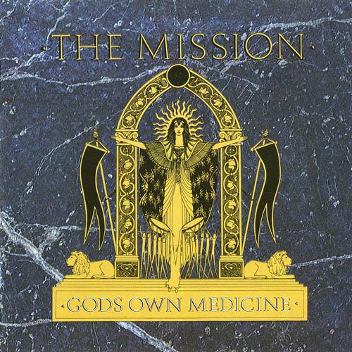 the mission, gods own medicine, 1986