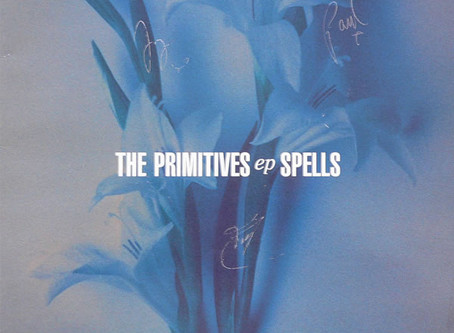 the Primitives - Spells EP (1991)