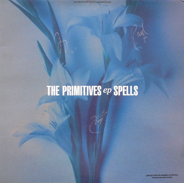 the Primitives, Spells, EP, 1991