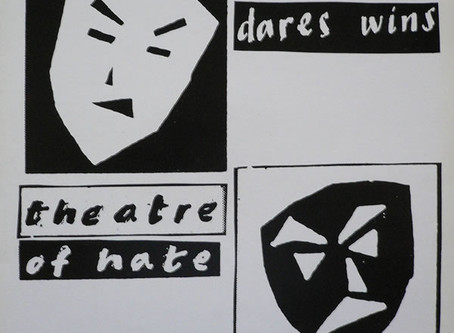 Theatre of Hate - He Who Dares Wins (1981)