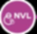 logo, nvl, nederlandse vereniging lactatiekundigen
