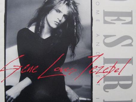 Gene Loves Jezebel - Desire 'Come and Get It' 12'' (1986)