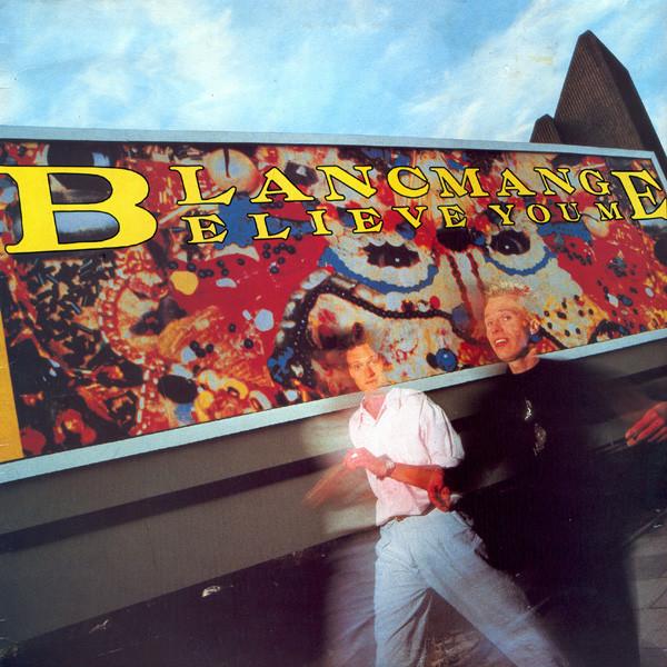 blancmange, believe you me, 1985