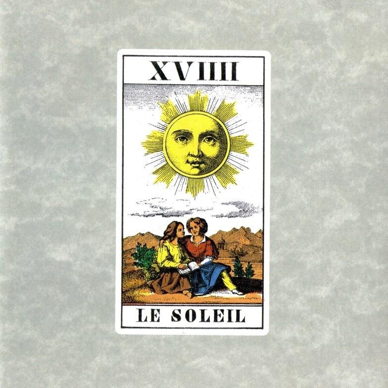 the Sun & the Moon, le Soleil, la Lune, 1988
