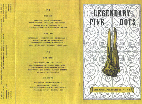 Legendary Pink Dots - Chemical Playschool 1 & 2 (1981)