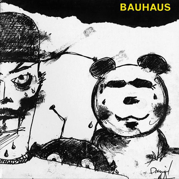 bauhaus, mask, 1981