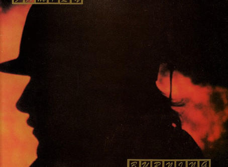 Skeletal Family - Burning Oil (1984)