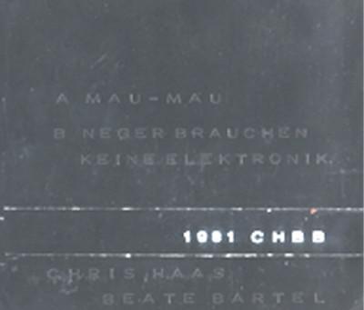 CHBB - 1 (1981)