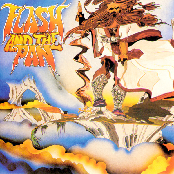 flash and the pan, 1978