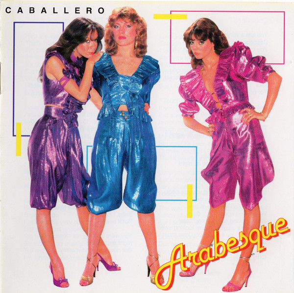 Arabesque, VI, Caballero, 1982