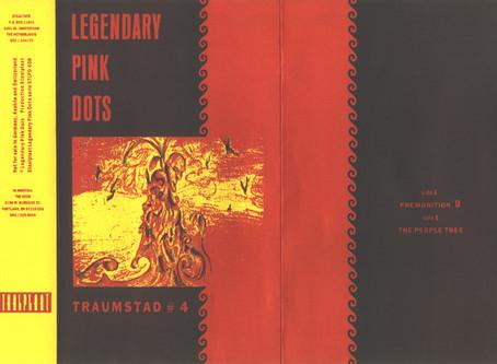 Legendary Pink Dots - Traumstadt #4 (1988)