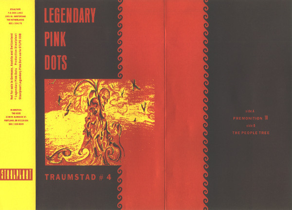 Legendary Pink Dots, Traumstadt IV, 1988