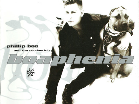 Phillip Boa & the Voodooclub - Boaphenia (1993)