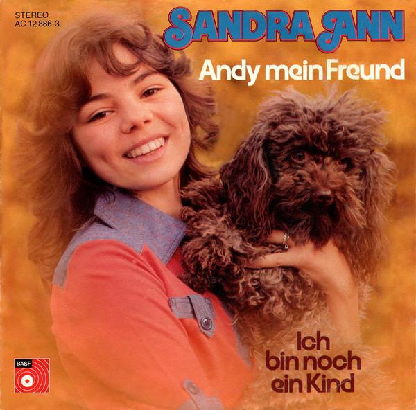 Sandra Ann, Andy Mein Freund, 7'', 1976