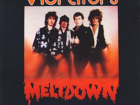 the Vibrators - Meltdown (1988)