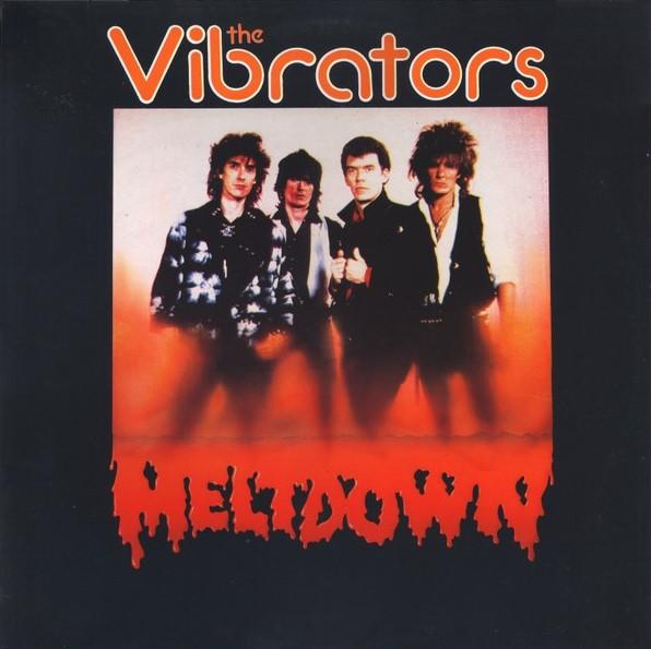 the Vibrators, Meltdown, 1988
