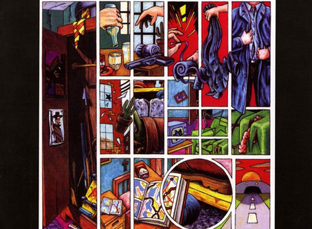 Benny Profane - Trapdoor Swing (1989)
