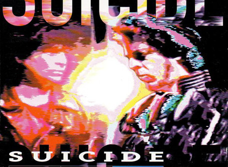 Suicide - Why Be Blue (1992)