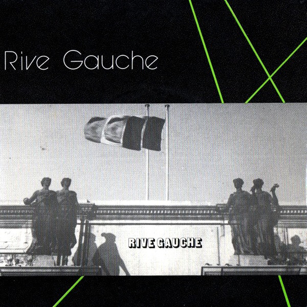 rive gauche, friends are friends, 1984, front, cover