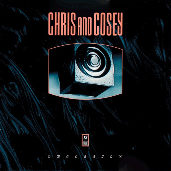 chris & cosey, obsession, 1987