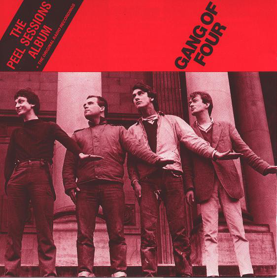 gang of four, the peel sessions album, 1990