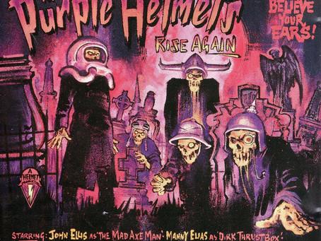 the Purple Helmets - Rise Again (1989)