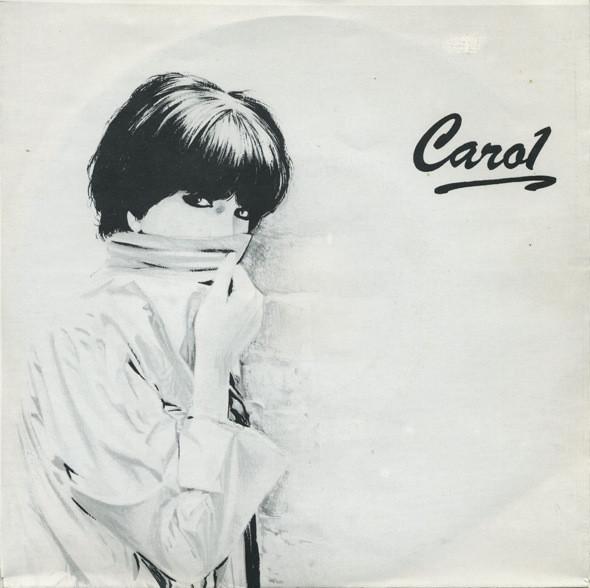 carol, breakdown, 1981, front, cover