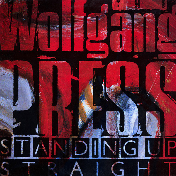 the wolfgang press, standing up straight, 1986