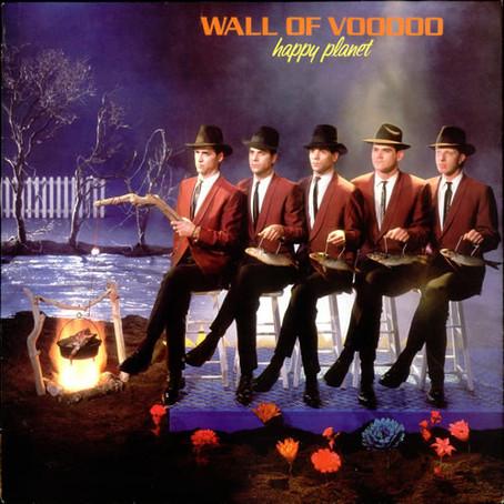 Wall of Voodoo - Happy Planet (1987)