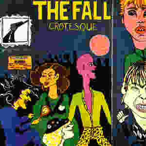 the fall, grotesque after the gramme, 1980