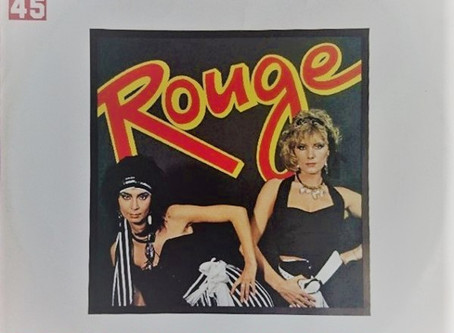 Rouge - Remember the Leader of the Pack 12'' (1986)