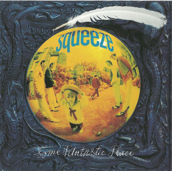 Squeeze, Some Fantastic Place, 1993