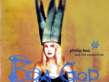 Phillip Boa & the Voodooclub - God (1994)